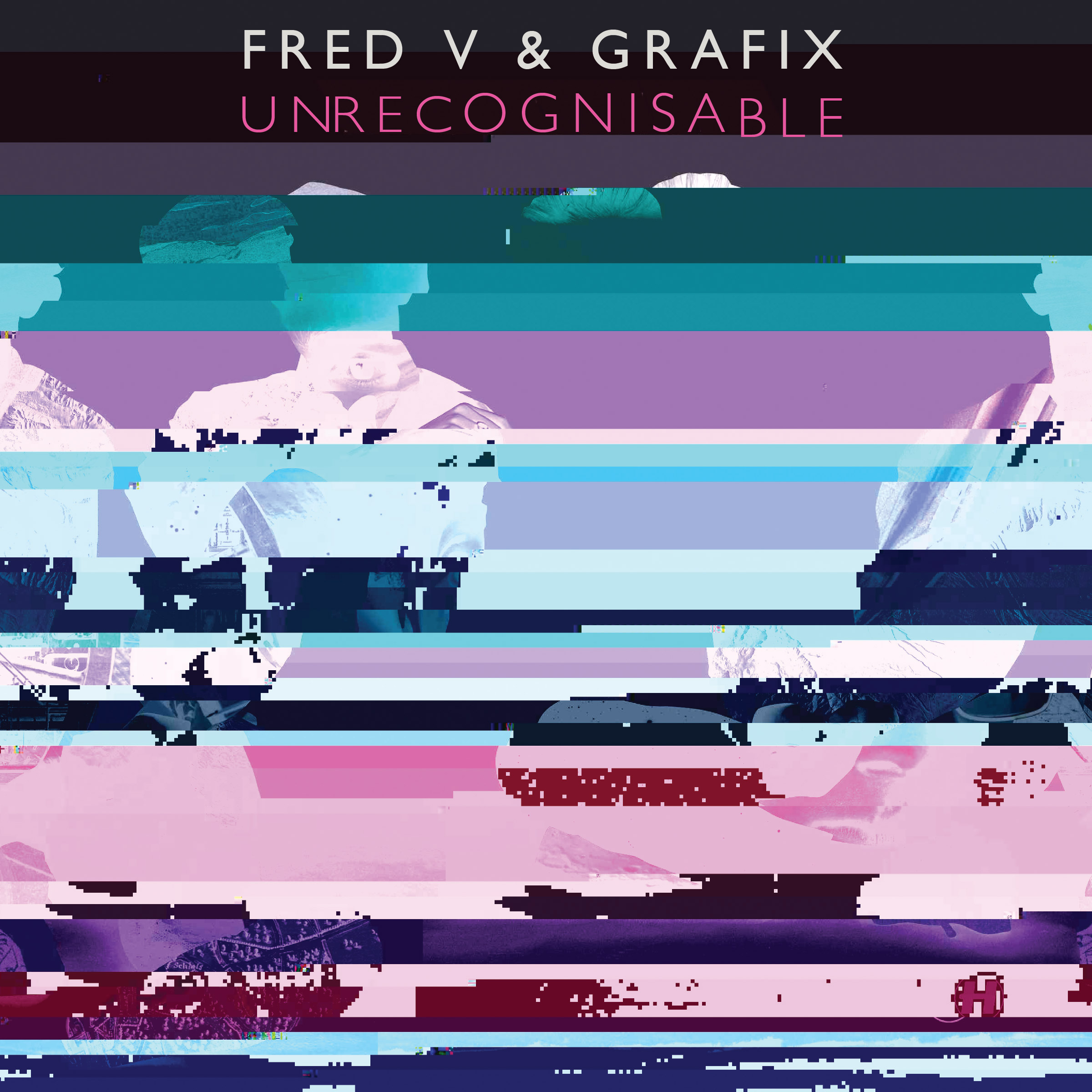 Fred V & Grafix/UNRECOGNISABLE CD