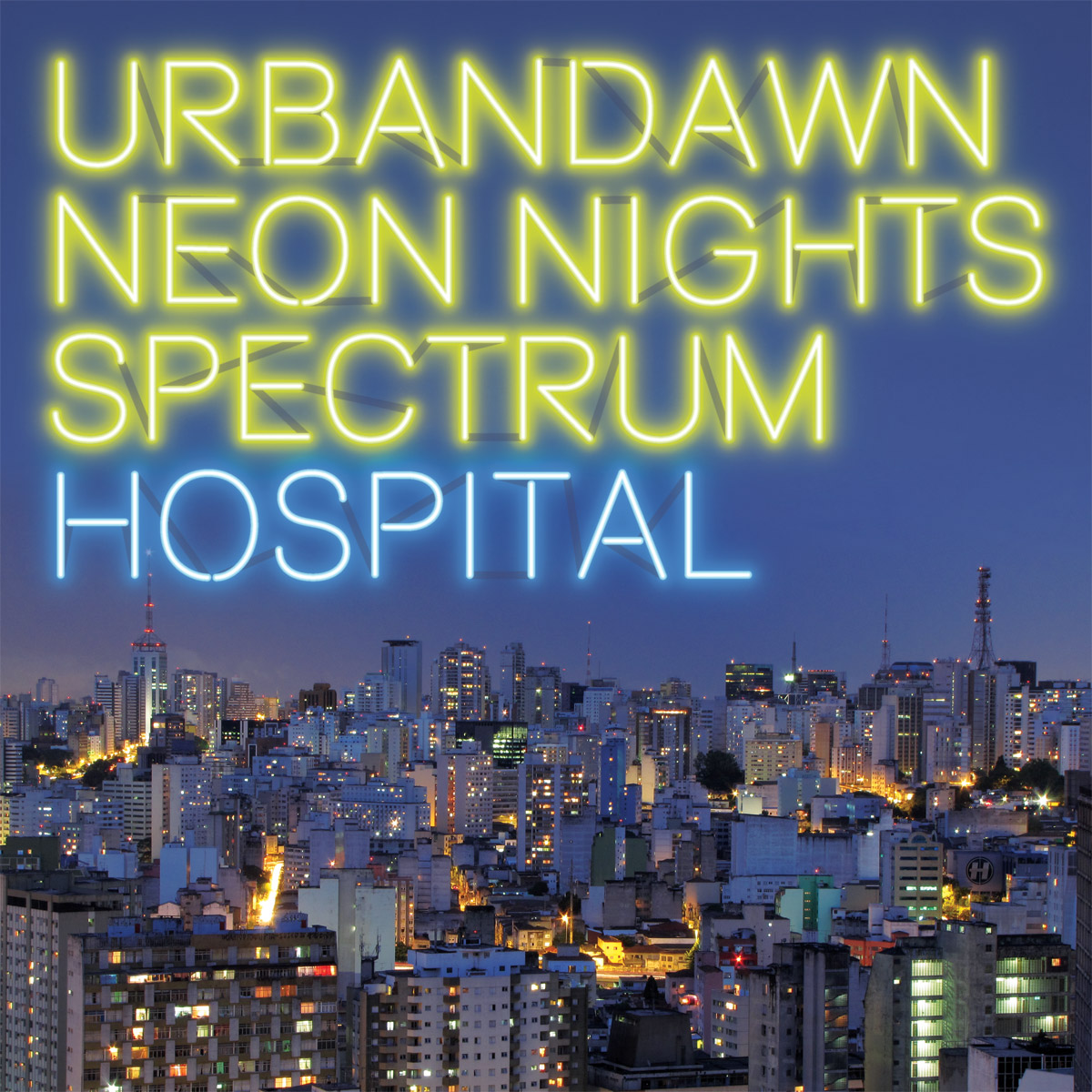 Urbandawn/NEON NIGHTS 12""