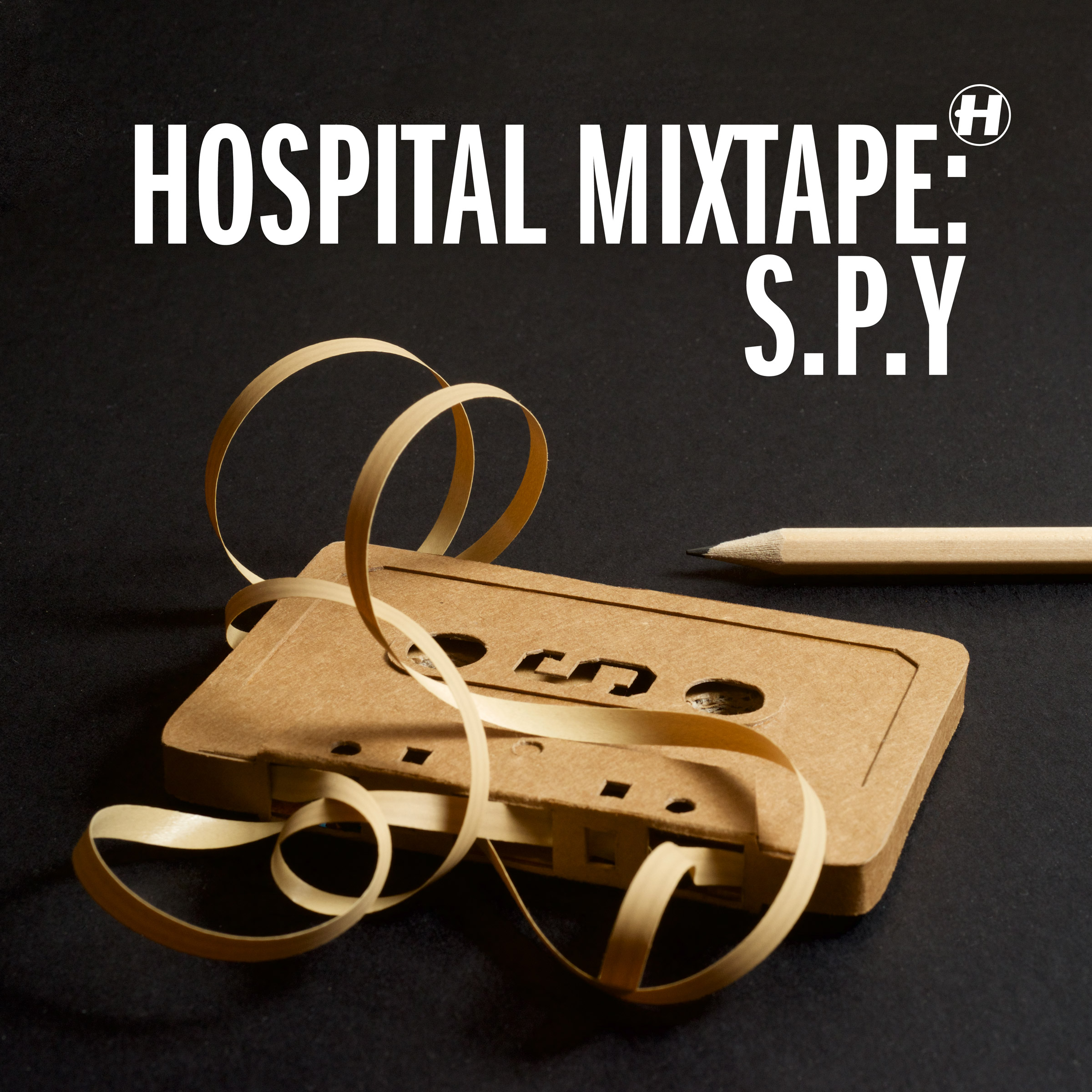 S.P.Y/HOSPITAL MIXTAPE CD