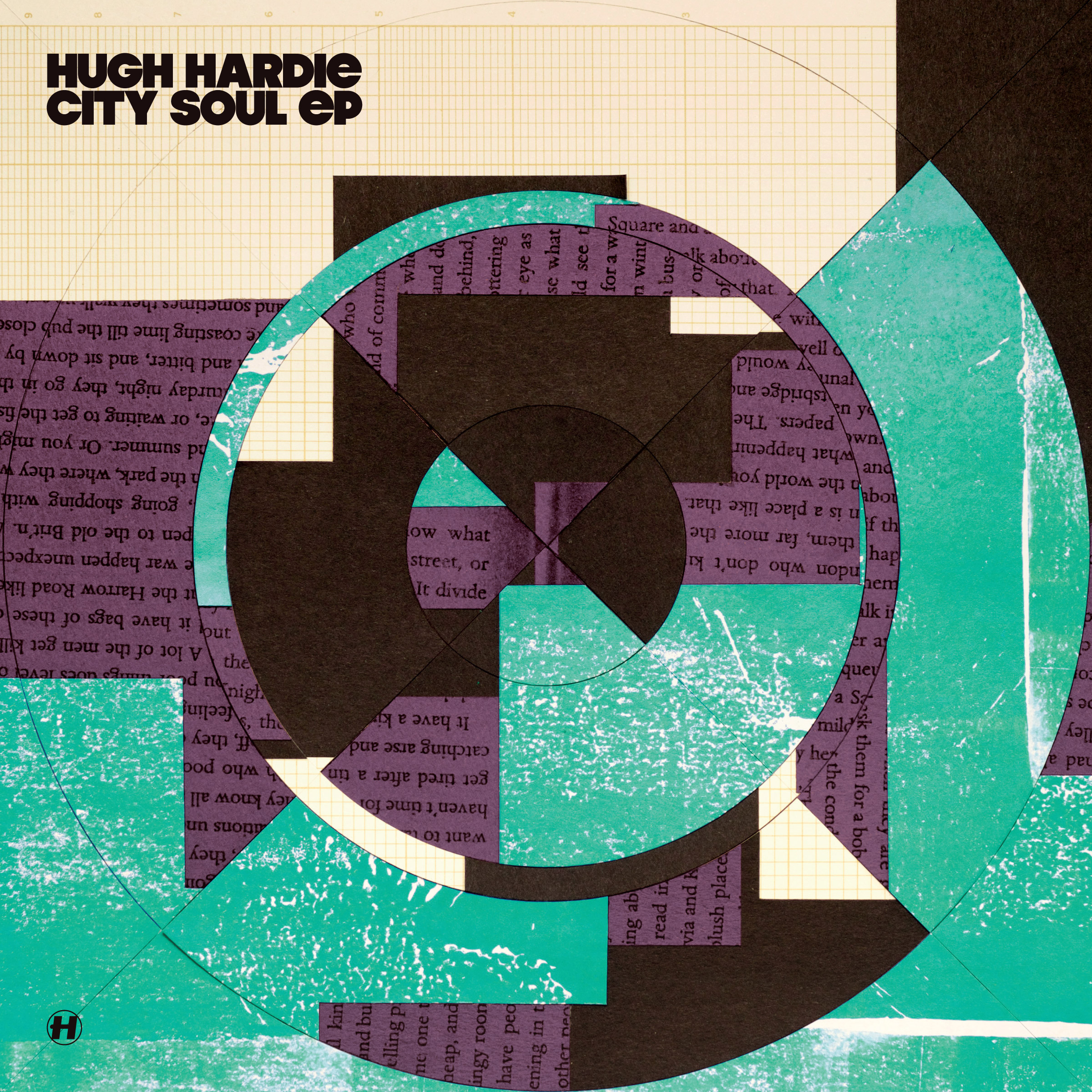 Hugh Hardie/CITY SOUL EP 12""