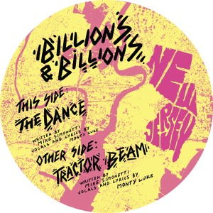 Billions & Billions/THE DANCE 12""