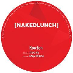 """Kowton/KEEP WALKING 12"""""""