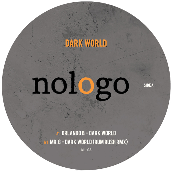 Orlando B/DARK WORLD (MR. G REMIX) 12""
