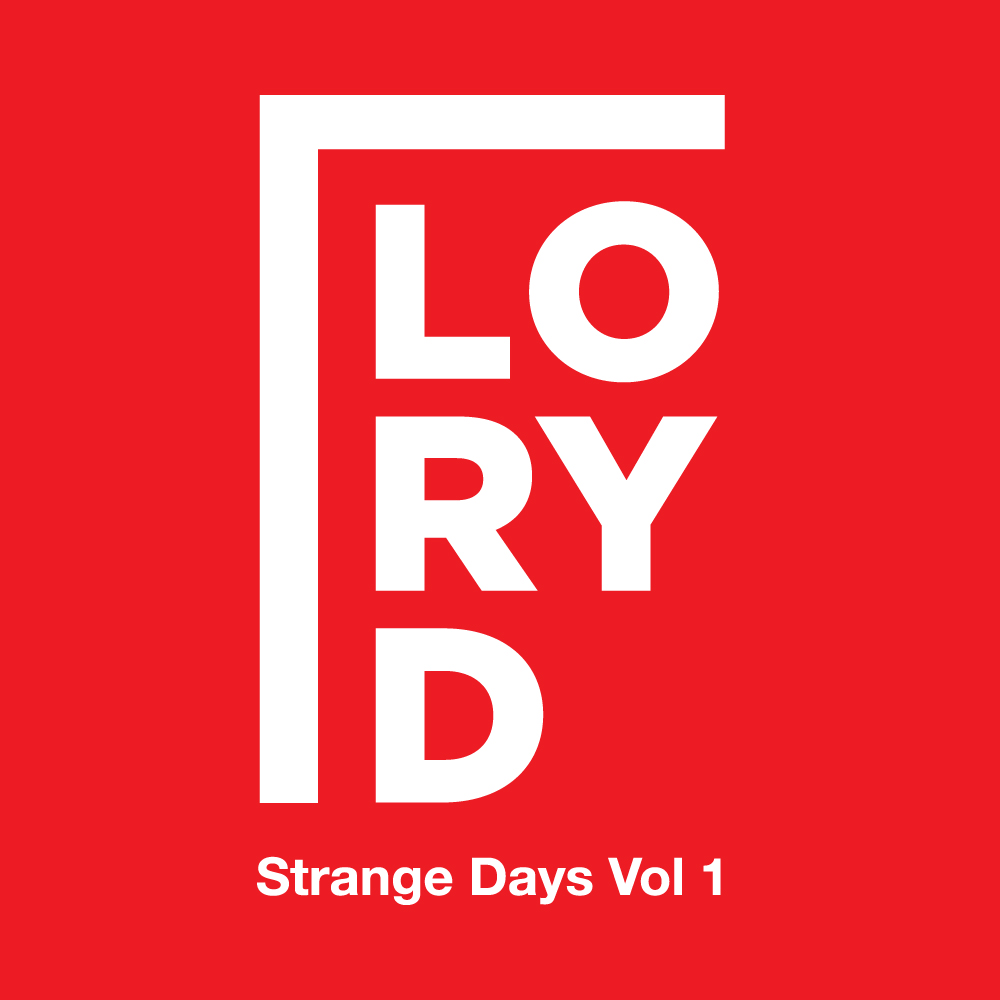 Lory D/STRANGE DAYS VOL. 1 12""