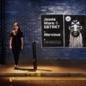 """Jessie Ware & SBTRKT/NERVOUS 12"""""""