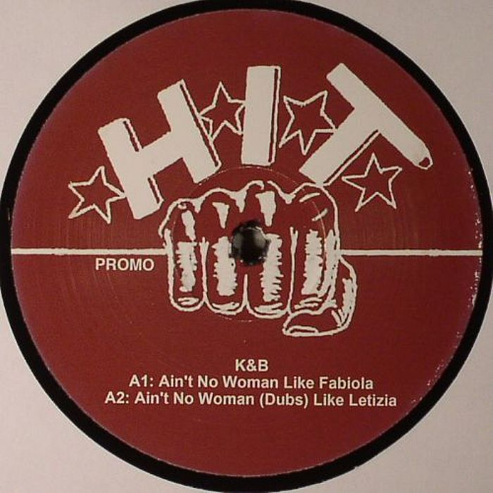 K&B/AIN'T NO WOMAN EP 12""
