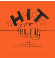 "K&B/HELLO MY LOVE 12"""