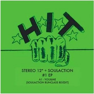 Stereo 12 & Soulaction/YOU&ME 12""