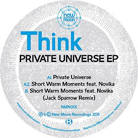 Think/PRIVATE UNIVERSE EP 12""