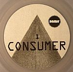 James Johnston/CONSUMER EP (CLEAR) 12""