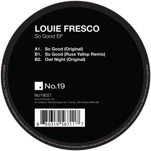Louie Fresco/SO GOOD EP 12""