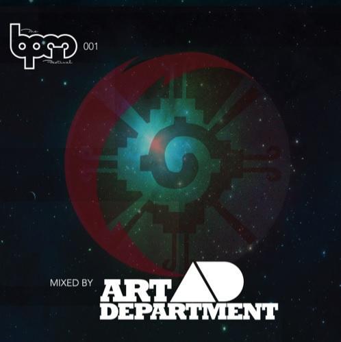 Art Department/BPM001 (MIXED) CD