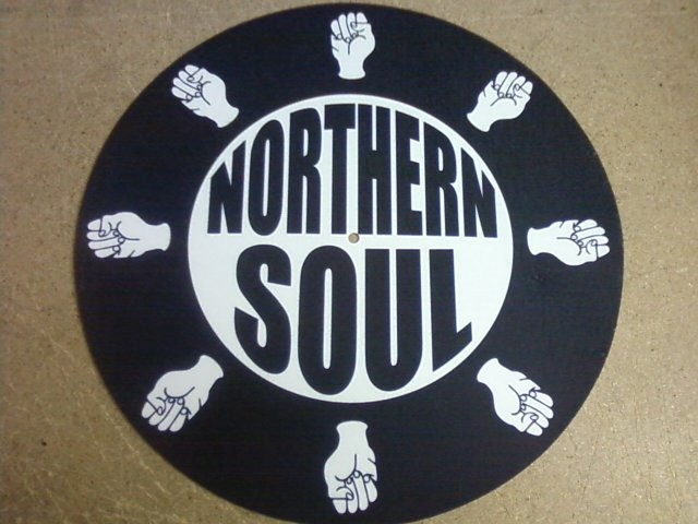 Northern Soul/FISTS SLIPMAT