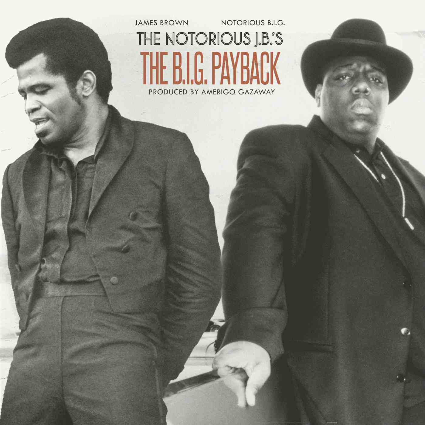 Biggie vs James Brown/B.I.G. PAYBACK LP