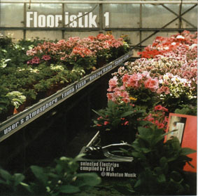 Various/FLOORISTIK VOL. 1 CD
