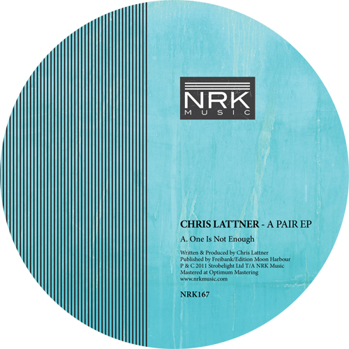 Chris Lattner/A PAIR EP 12""