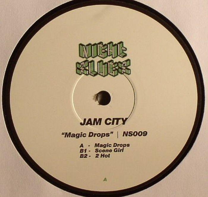 "Jam City/MAGIC DROPS 12"""