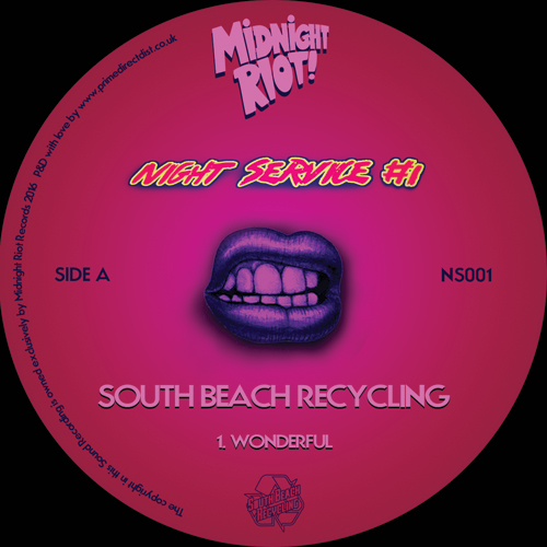 South Beach Rec/NIGHT SERVICE #1 12""