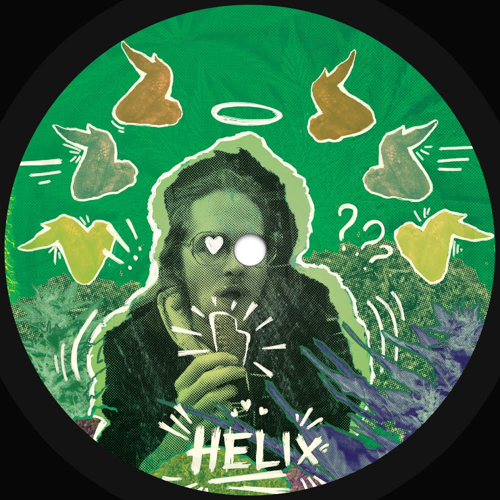 Helix/GREATEST HITS VOL. 3 SAMPLER 12""