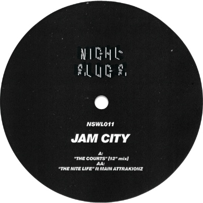 Jam City/THE COURTS 12""