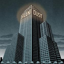 "Silent Dust/THE GIANT REMIXES 12"" + CD"