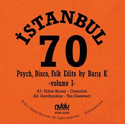 """Istanbul 70/PSYCH DISCO EDITS VOL 1  12"""""""
