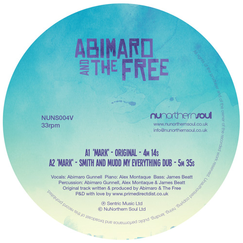 Abimaro/MARK (SMITH & MUDD DUB) 12""