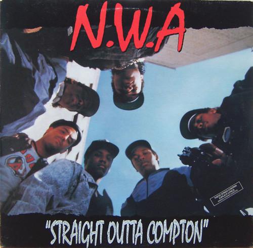 NWA/STRAIGHT OUTTA COMPTON SLIPMAT