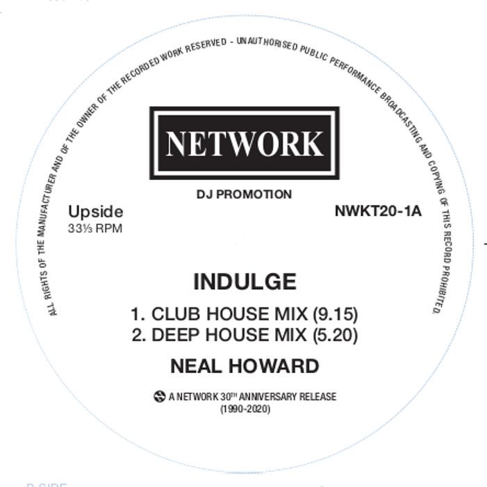 """Neal Howard/INDULGE 12"""""""