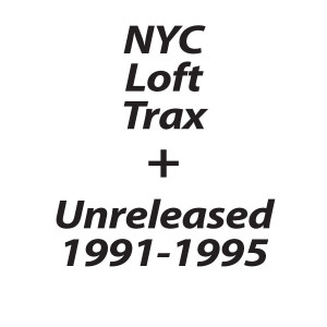 Various/NYC LOFT TRAX VOL 1 12""