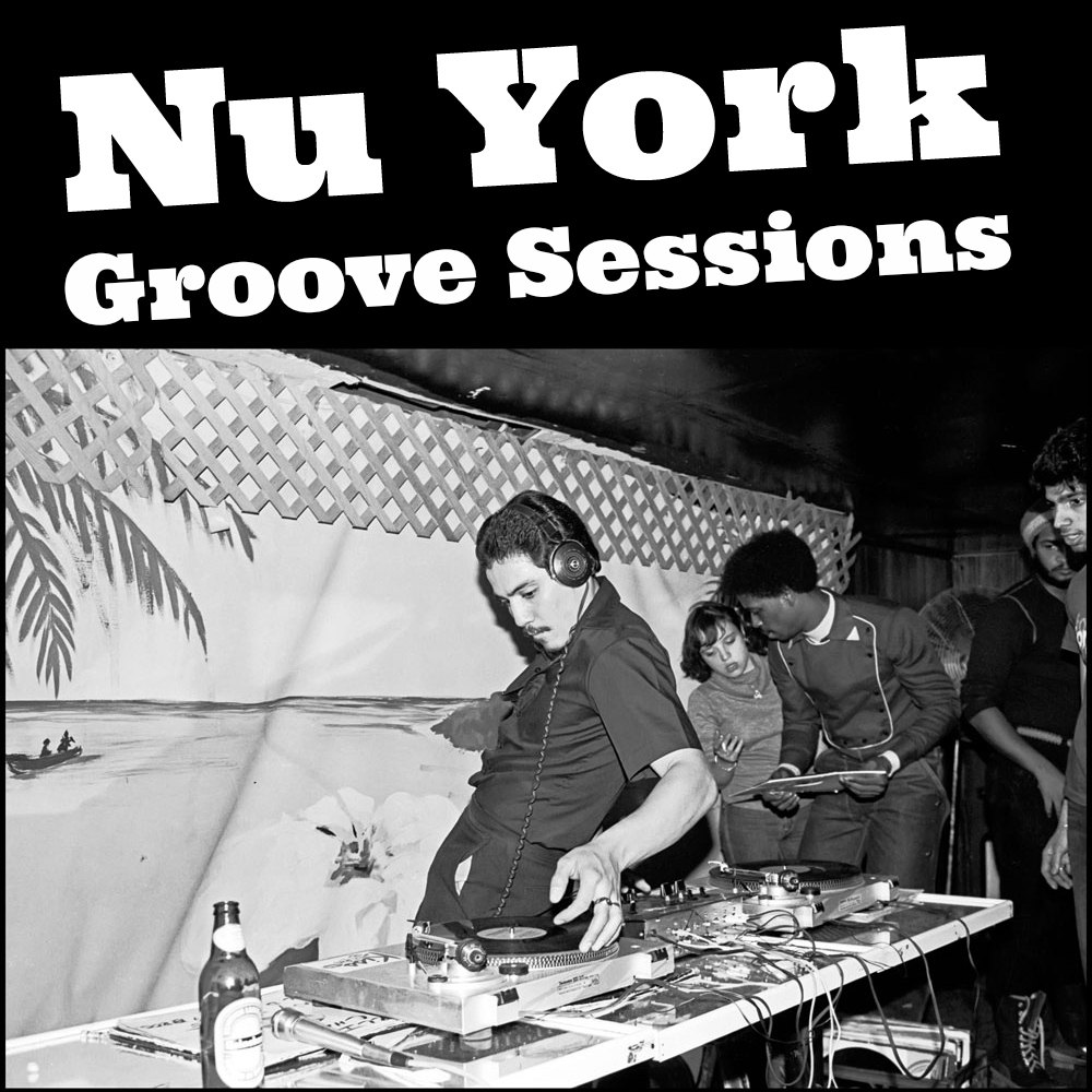 Various/NU YORK GROOVE SESSIONS #1 LP