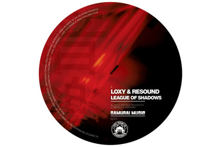 Loxy & Resound/LEAGUE OF SHADOWS 10""