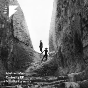 Abstract Man/CURIOSITY EP 12""