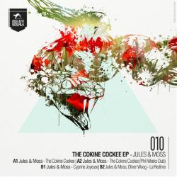 Jules & Moss/COKINE COCKEE EP 12""