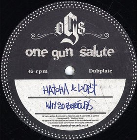 Hatcha & Lost/WHY SO SERIOUS 12""