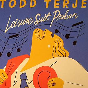 Todd Terje/LEISURE SUIT PREBEN 7""