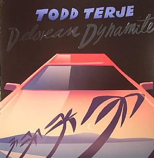 """Todd Terje/DELOREAN DYNAMITE 12"""""""
