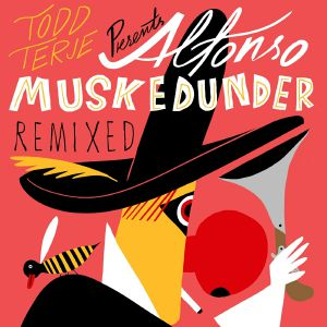 Todd Terje/ALFONSO MUSKEDUNDER REMIX 12""