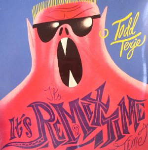 """Todd Terje/IT'S REMIX TIME EP 12"""""""