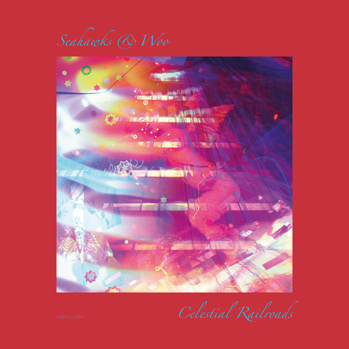 Seahawks & Woo/CELESTIAL RAILROADS CD