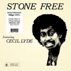 Cecil Lyde/STONE FREE LP