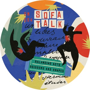 Sofa Talk/SCISSORS AND SHAPES EP 12""