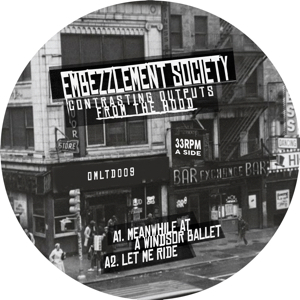 Embezzlement Society/CONTRASTING... 12""