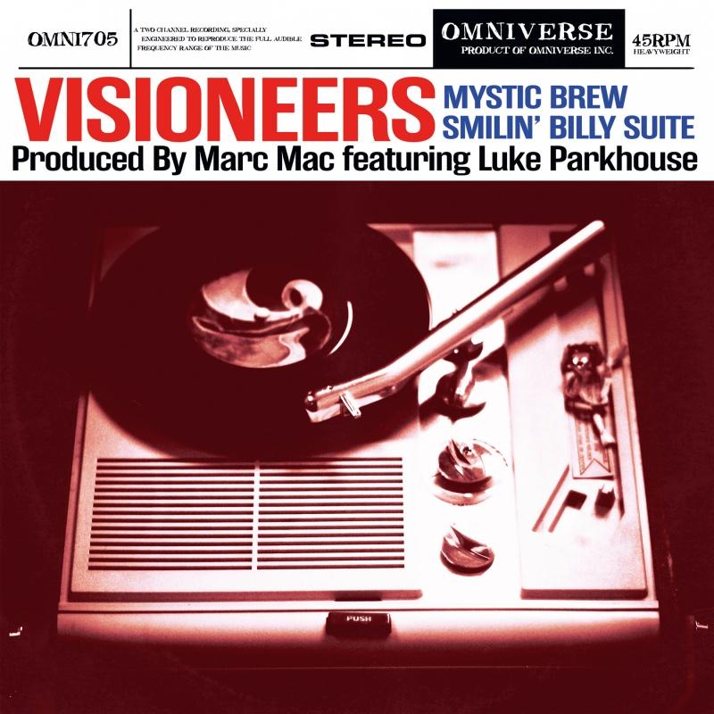 "Visioneers(Marc Mac)/MYSTIC BREW (RSD)7"""