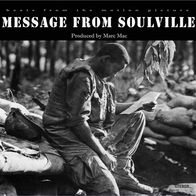 Marc Mac/MESSAGE FROM SOULVILLE LP