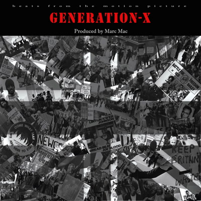 Marc Mac/GENERATION-X LP