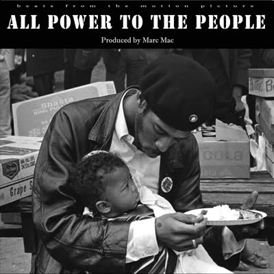 Marc Mac/ALL POWER TO THE PEOPLE LP