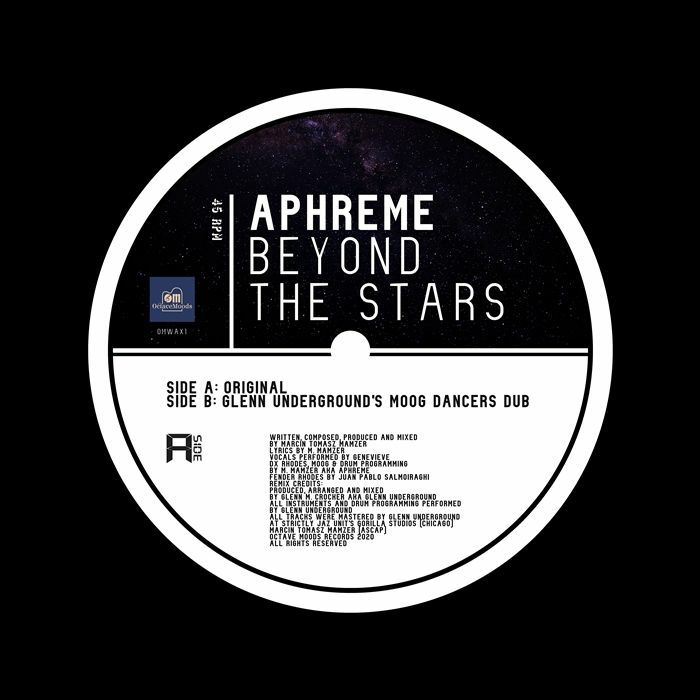 Aphreme/BEYOND THE STARS (GU REMIX) 12""