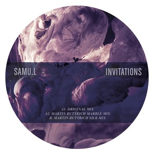 Samu.l/INVITATIONS 12""