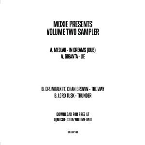 Various/MOXIE PRESENTS VOL 2 SAMPLER 12""